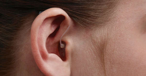 man wearing hearing aid (1)