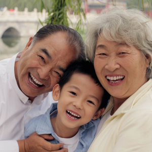 Q&A: How can I help my ageing parent with hearing loss stay active and happy?