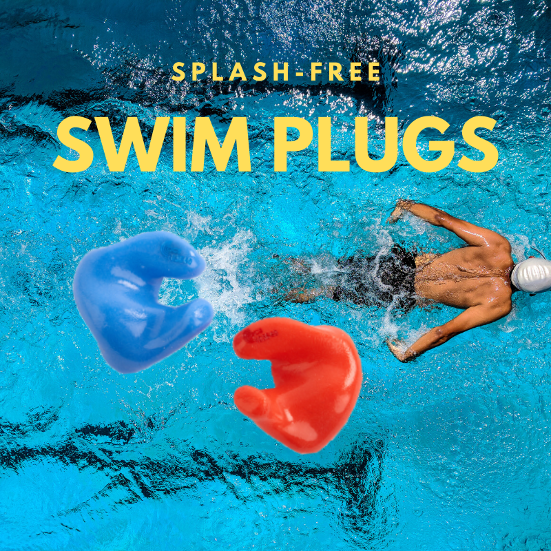 plugs splash swim faith