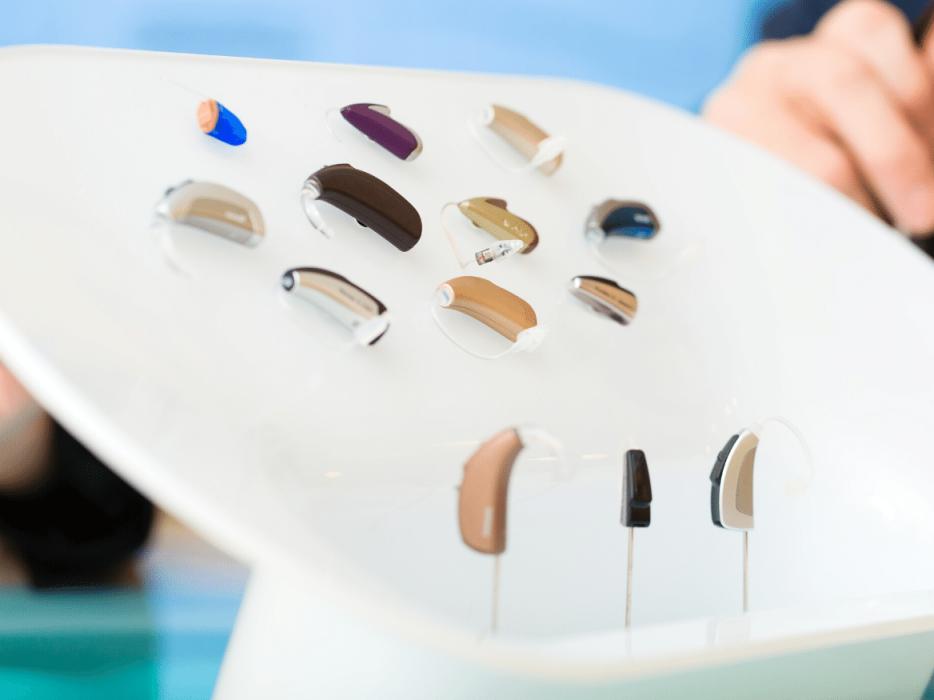 various types of phonak hearing aids