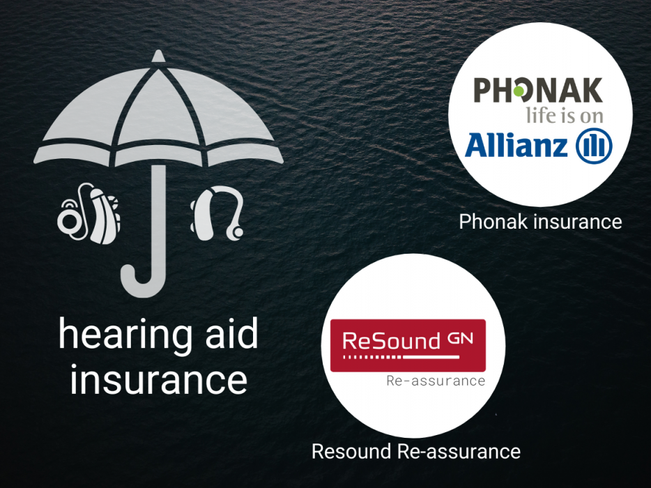 types of hearing aid insurance