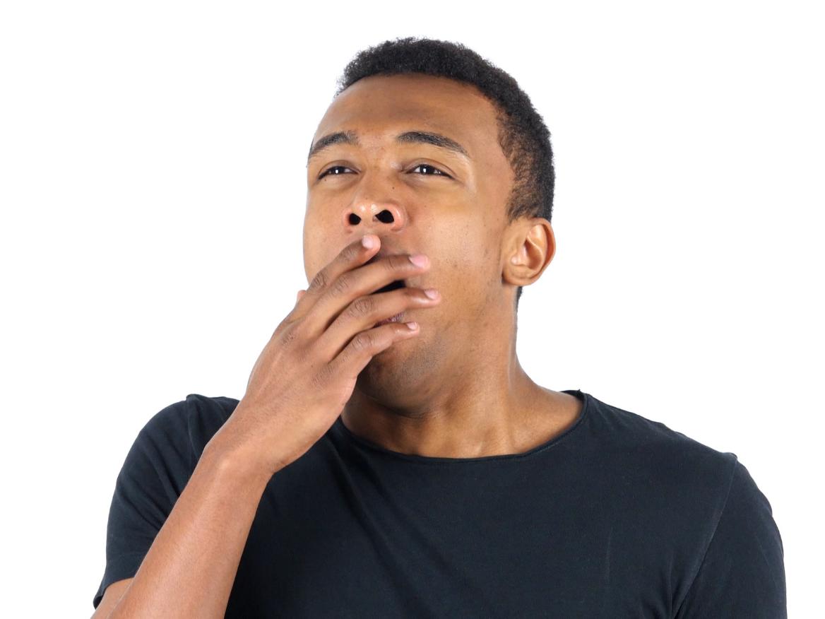 yawning yawn unclog blocked ears
