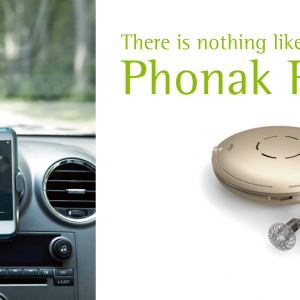 Phonak Paradise Scientific Research